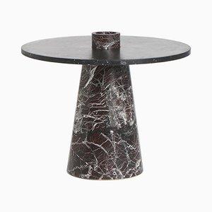 Table Inside Out avec Bol à Fruits, Bougeoir et Vase par Karen Chekerdjian pour Mmairo