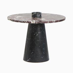 Table Inside Out avec Bol à Fruit, Bougeoir et Vase par Karen Chekerdjian pour Mmairo