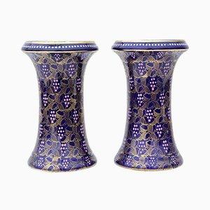 Vasi vintage di Royal Vienna, set di 2
