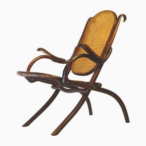 Chaise Pliante N°1 de Thonet, 1880s