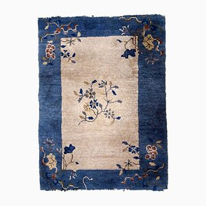 Antique Chinese Rug, 1880s