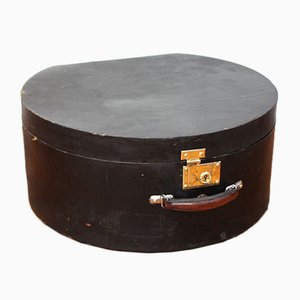 Vintage Hat Box from Moynat, 1920s