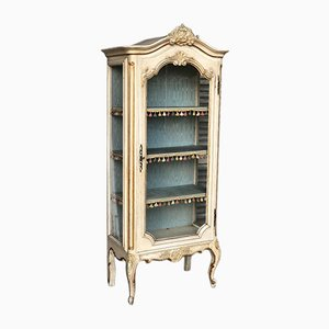 French Louis XV Display Cabinet, 1900s