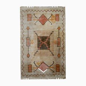 Tibetischer Vintage Khaden Teppich, 1960er