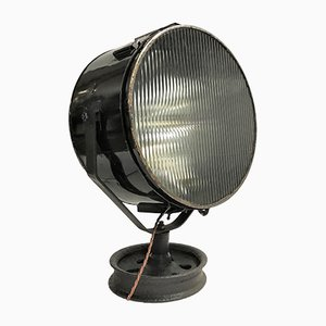 Large Vintage Industrial Spotlight, 1960s