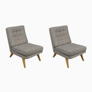 Mid-Century Model 403 TV Chairs from G-Plan, Set of 2