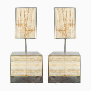 Floor Lamps by Tommaso Barbi, 1970s, Set of 2