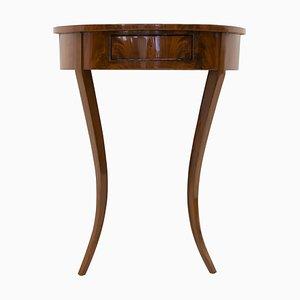 19th-Century Biedermeier German Table
