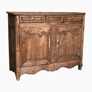 French Oak Buffet, 1790s