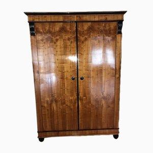 Armario Rare de madera de cerezo, década de 1810