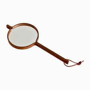 Teak Hand Mirror by Bech & Starup for Den Permanent, 1967
