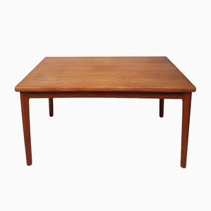 Mid-Century Danish Teak Extendable Dining Table from Vejle Mobelfabrik