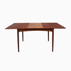 Mid-Century Swedish Teak Dining Table