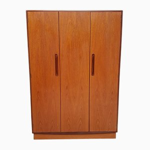 Mid-Century Teak Fresco Wardrobe from G-Plan