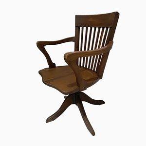 Sedia da ufficio vintage, Stati uniti, anni '20