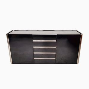 Sideboard by Willy Rizzo for Mario Sabot, 1970s