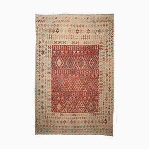 Vintage Afghan Kilim, 1970s