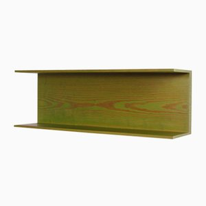 U-Profile Wall Shelf by Walter Wirtz for Wilhelm Renz, 1960s