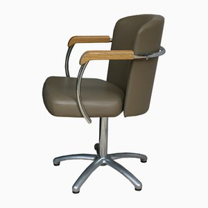 Vintage Swivel Chair from Maletti