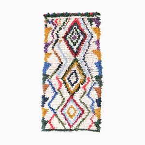Marokkanischer Vintage Berber Teppich, 1980er