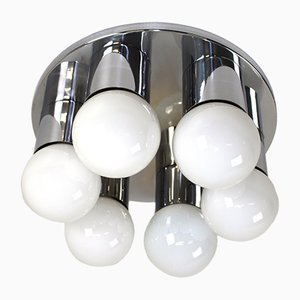 Viennese Ceiling Lamp from Rampf, 1960s