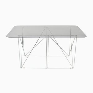 Dining Table or Desk by Max Sauze, 1970s