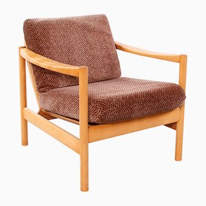 Mid-Century German Stella Easy Chair from Wilhelm Knoll, 1960s
