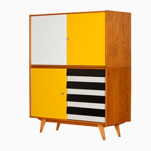 Stapelbare Vintage Sideboards von Jiri Jiroutek für Interier Praha, 1960er, 2er Set