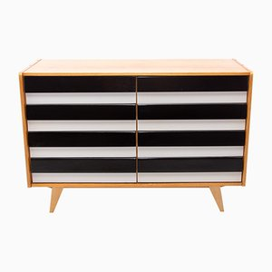 Model U-453 Chest of Drawers by Jiří Jiroutek for Interier Praha, 1960s