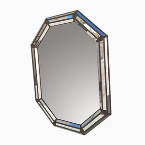 Brass Decorated Mirror, 1970s