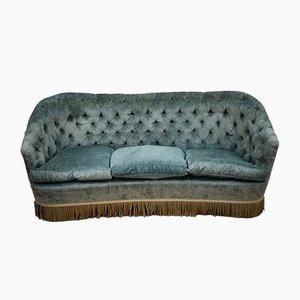 Italian 3-Seater Sofa, 1940s