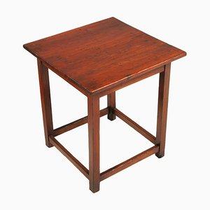 Tavolino da caffè vintage in larice, anni '20