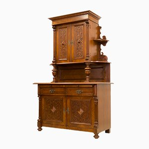 Antikes deutsches Sideboard