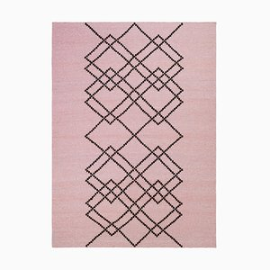 Pearl Rose Borg 03 Rug by Louise Roe