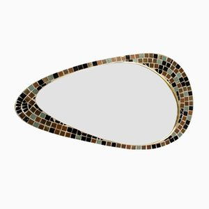 Vintage Mosaic Wall Mirror from Knitter Duro