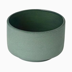 Jade Green Pisu 03 Bowl by Louise Roe