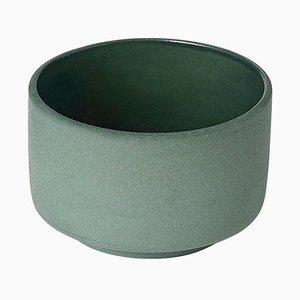 Jadegrüne Pisu 03 Schale von Louise Roe