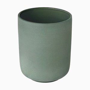 Jade Green Pisu 04 Cup by Louise Roe