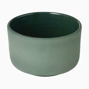 Jade Green Pisu 05 Bowl by Louise Roe