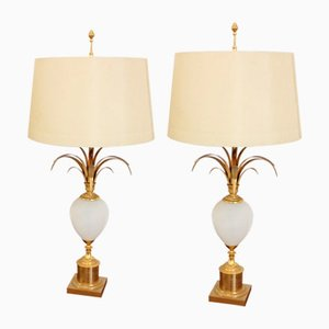 Lamps from Maison Charles, 1960s, Set of 2