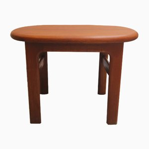 Mid-Century Danish Teak Table by Niels Bach