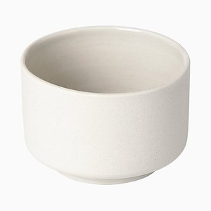 Jasmine White Pisu 03 Bowl by Louise Roe