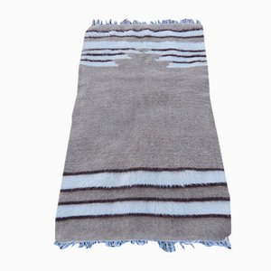 Türkischer Teppich aus Ziegenhaar, 1970er