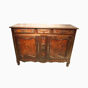Antique Louis XV Style French Buffet, 1900s