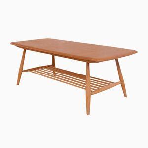 Tavolino da caffè di Lucian Ercolani per Ercol, anni '60