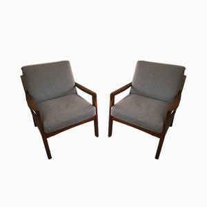Armchairs by Ole Wanscher for France & Søn, 1951
