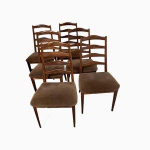 Chaises de Salle à Manger de G Plan, Set de 6