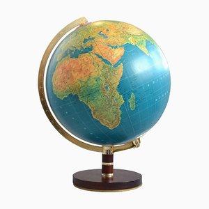 Beleuchteter Mid-Century Globus von JRO Orbit Royal
