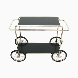Large bar trolley, 1980s