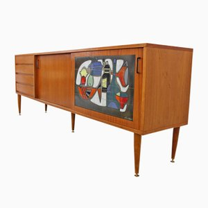 Vigneron Sideboard von Alfred Hendrickx, 1950er